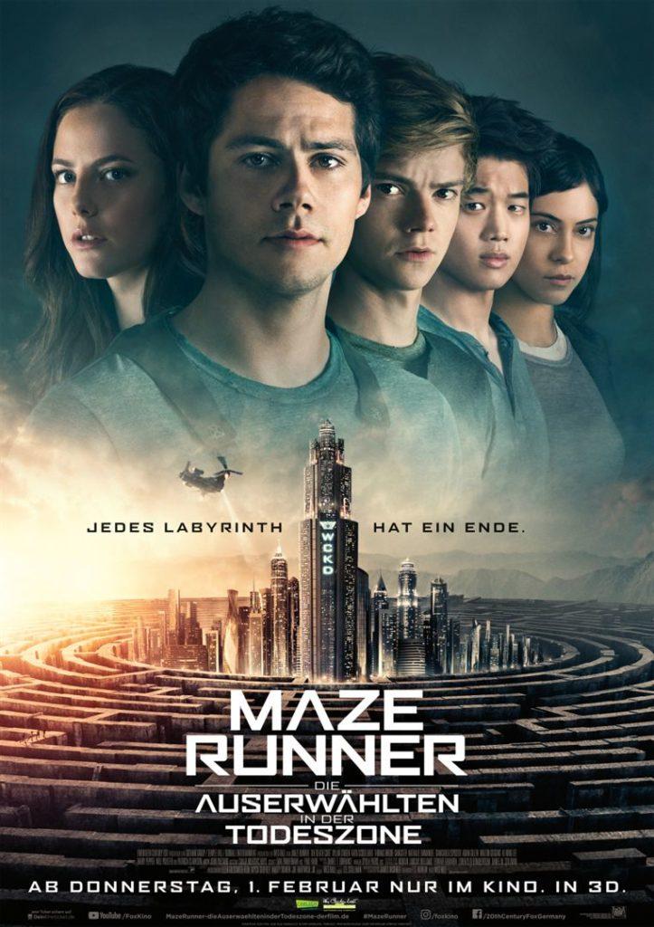 Maze Runner 3 - Die Auserwählten in der Todeszone