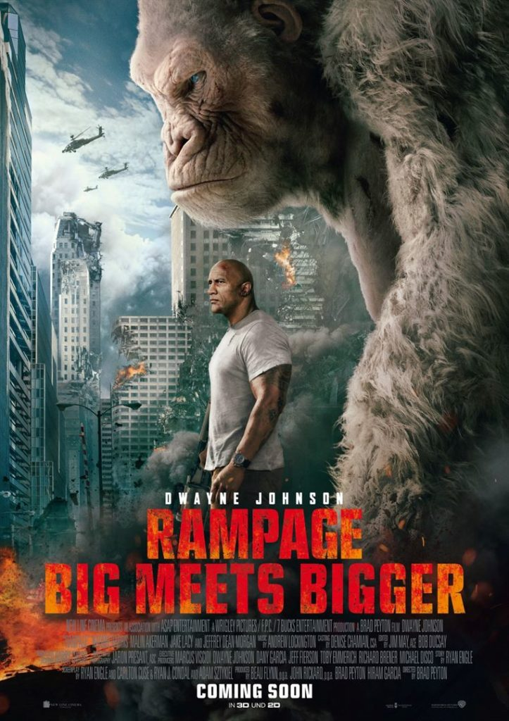 Rampage - Big Meets Bigger
