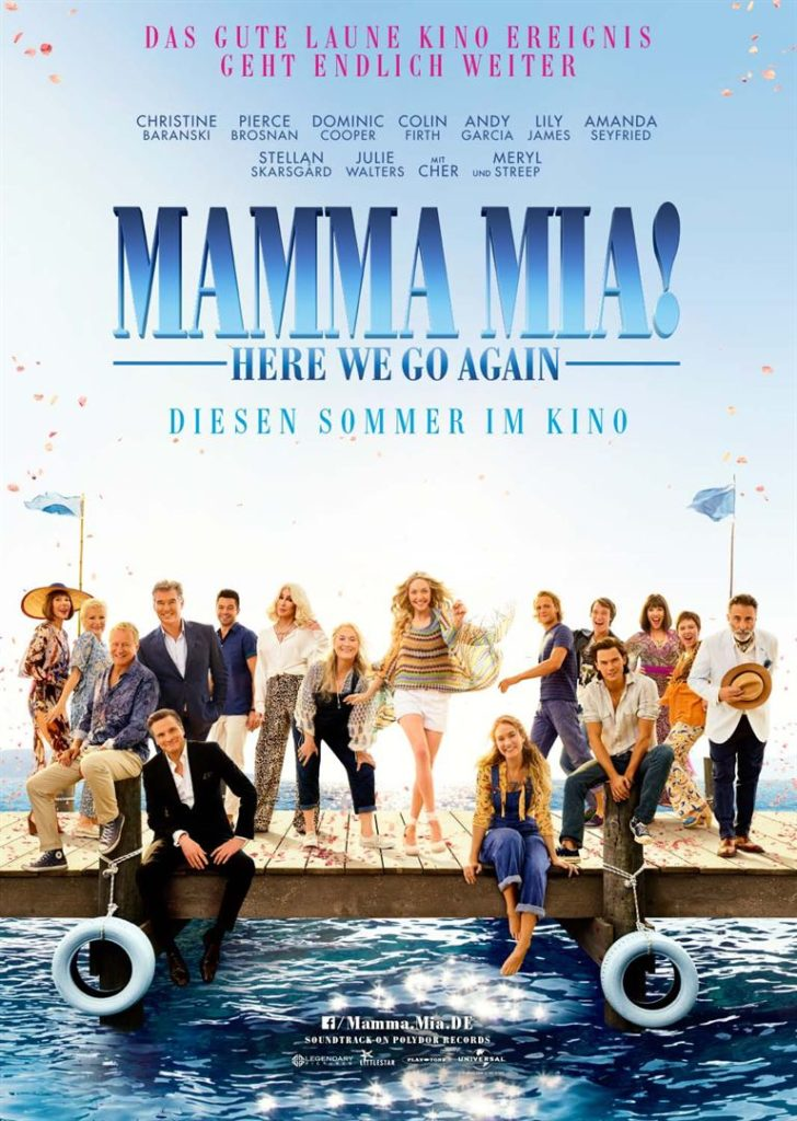 Mamma Mia 2: Here We Go Again