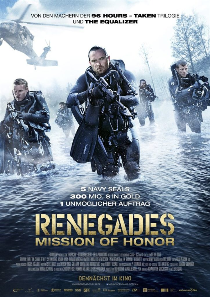 Renegades - Mission Of Honor