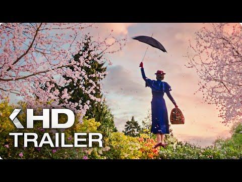 MARY POPPINS' RÜCKKEHR Trailer German Deutsch (2018)