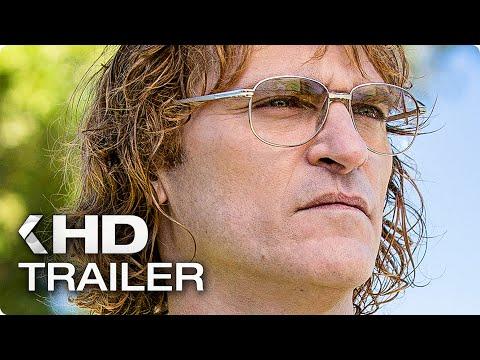 DON'T WORRY, WEGLAUFEN GEHT NICHT Trailer German Deutsch (2018)