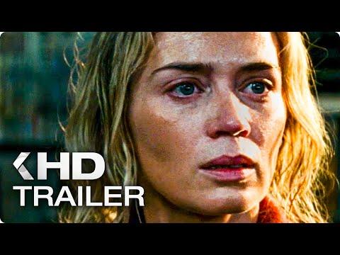 A QUIET PLACE Trailer 2 German Deutsch (2018)