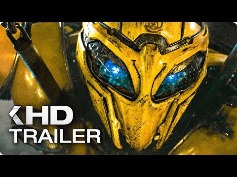 BUMBLEBEE Trailer German Deutsch (2018) Transformers