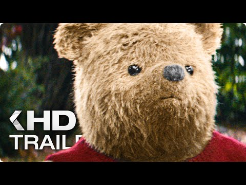 CHRISTOPHER ROBIN Teaser Trailer German Deutsch (2018)