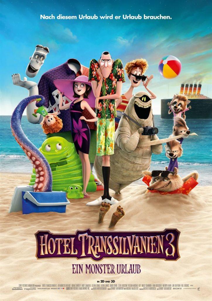 Hotel Transsilvanien 3 - Ein Monster Urlaub